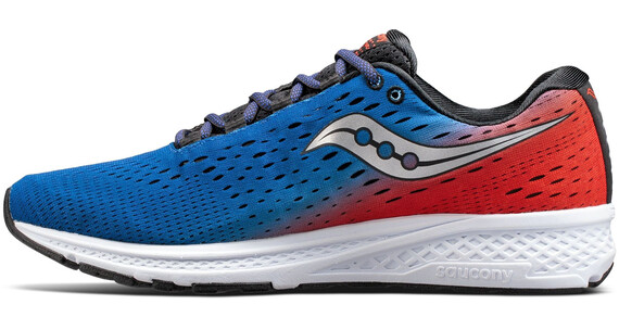 saucony Breakthru 3 Running Shoes Men Blue/Orange